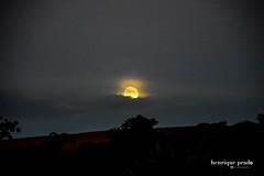 Moon (henriiqueprado) Tags: moon night landscape farm paisagem noturna lua fazenda nikond3200 expressyourself