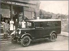 MACL2 (Gerry McL) Tags: shop hotel scotland 1930s marine general 1940s van merchant archibald mallaig invernessshire mclellan maclellan