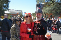 Socit de Ste. Anne 094 (Omunene) Tags: costumes party fun neworleans parade alcohol mardigras partytime faubourgmarigny licentiousness neworleansmardigras walkingparade socitdesteanne mardigras2016 alcoholfueledlicentiousness roylstreet