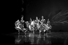 2016 Chinese New Year Celebration (hll816) Tags: chinesenewyear celebration performers monocrome 2016 stagedance ccwny