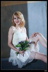 DP1U7716 (c0466art) Tags: blue portrait flower beautiful night canon bride photo eyes pretty dress gorgeous deep blond feeling cloth charming russian romatic 1dx c0466art