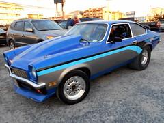 1972 Chevy Vega GT (splattergraphics) Tags: chevy 1972 vega carshow oceancitymd tubbed prostreet v8vega cruisinoceancity