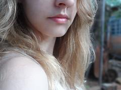 18/366 A bit of me (JessicaBelotto) Tags: luz sol me face foto ar eu days honey fotografia projeto boca livre bit cabelo rosto fotogrfico fotografando 366 loiro 366daysofhoney