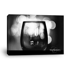 Vino (mecarter619) Tags: california blackandwhite monochrome canon mono blackwhite wine bokeh canonrebel whitewine vino blackandwhitephoto moscato blackandwhiteonly canonrebelt5i