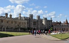Windsor Castle walk (erinakirsch) Tags: city england london britain culture british londonengland