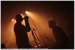 The Black Heart Rebellion @ Podium Asteriks (Dit is Suzanne) Tags: netherlands gold concert gig nederland friesland leeuwarden sigma30mmf14exdchsm  asteriks views100  canoneos40d img4197 theblackheartrebellion thbr podiumasteriks   ditissuzanne 22012016