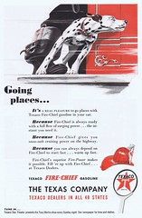 Texaco 1947 (Runabout63) Tags: fire chief advert texaco