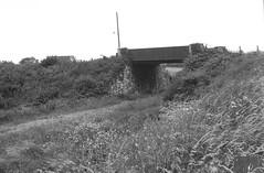 Cross Hands Halt, (1), 1980 (Blue-pelican-railway) Tags: film station bristol closed railway gloucestershire halt newpassage beeching