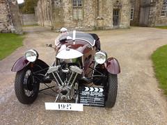 Parham Park (LALIQUE MASCOTS) Tags: sports vintage three super wheeler trike morgan 1937 barrelback
