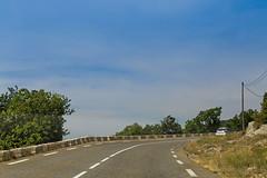 Route Napolon [D6085] - Saint-Vallier-de-Thiey (France) (Meteorry) Tags: road france june europe roadtrip paca route provence alpesmaritimes 2015 meteorry provencealpesctedazur saintvallierdethiey n85 routenationale provencealpesctedazur routenapolon routedpartementale d6085 saintvalliersdethiey