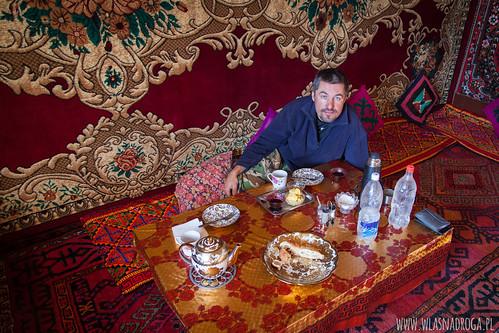 Śniadanie w tadżyckim wydaniu