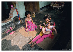 """.... (Rahat """"ArchQuad"""" Amin) Tags: family people baby love kids children fun nikon documentary lifestyle happiness dhaka care bangladesh d610 archquad"""