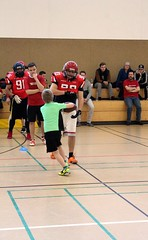 IMG_9862__ (blood.berlin) Tags: berlin fun football coach team quarterback skills american receiver bulldogs tackle tryout dline spandau runningback oline probetraining
