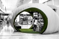foto 51 (patrivivesm) Tags: blackandwhite blancoynegro architecture design arquitectura indoors diseo futuristis futurista 365project proyecto365 popofcolour