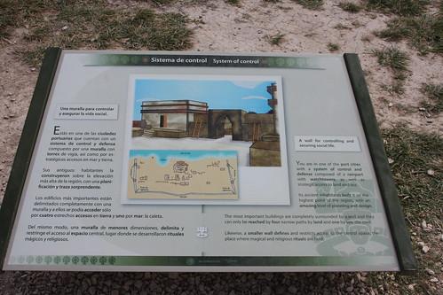 Placas de informação