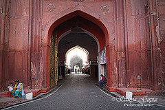 Go Through..... (sanyagupta09) Tags: new city travel india monument beautiful architecture photography niceshot arch view delhi sony exploring tunnel arches dslr monuments photooftheday picoftheday bestshot mughal capturing travelphotography mughalarchitecture sonyalpha sonydslr travelphotographer