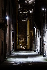 PSQAlley (JozImages) Tags: seattle alley pioneersquare kingst
