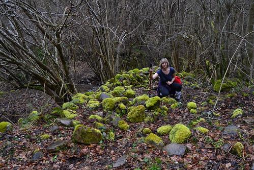 Senderismo por los Montes de Arrupia en Ojacastro y Valle de Iguareña en Valgañón Fotografía María Jesús (2)