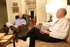 03-07-2016 Visit with Alabama Congressman Robert Aderholt