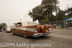 azealia1-4689 (tweaked.pixels) Tags: red orange chevrolet belair convertible 1957 southgate rollin azealiafestival tweedymilegolfcourse