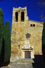 Pals (Catalogne/Espagne) (PierreG_09) Tags: espaa spain village pals catalunya espagne glise ville catalua santpere clocher espanya catalogne saintpierre glisesantpere