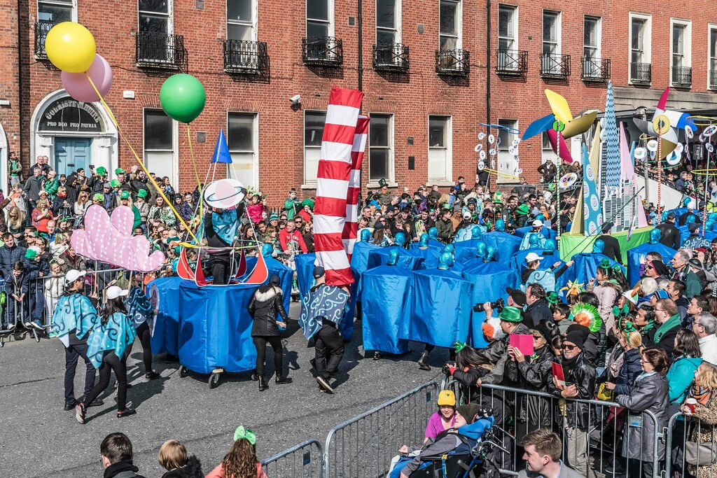 DIT - THE FUTURE IS PRESENT [ST.PATRICK'S DAY PARADE 2016]-112275