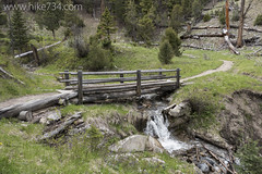 """Bridge over Clematis Creek • <a style=""""font-size:0.8em;"""" href=""""http://www.flickr.com/photos/63501323@N07/25714768212/"""" target=""""_blank"""">View on Flickr</a>"""