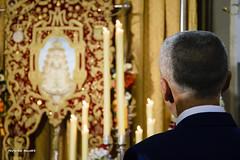 Quiero pedirte por tantas cosas... (lvarez Bonilla) Tags: amigos noche interior iglesia lucena hermandad pregn