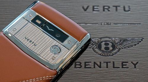 Vertu for Bentley