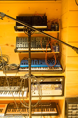 Mr Clarke Synth Collection (4 of 27).jpg (geniusJones) Tags: vince synths