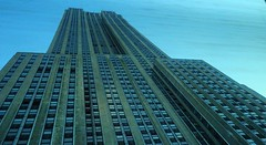 """First Impressions Sunset """"New York City, NY""""  """"Spring Visit 2016"""" (catchesthelight) Tags: sunset building skyscrapers dusk manhattan esb april empirestatebuilding artdeco deco firstimpressions 34thst 2016 newyorkcityny springvisit catchesthelight"""