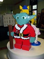 OH Bellaire - Toy & Plastic Brick Museum 46 (scottamus) Tags: ohio sculpture statue lego display roadside bellaire attraction belmontcounty toyplasticbrickmuseum
