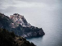 Cinque Terre 04 (arsamie) Tags: trees sea green water forest coast italia liguria terre vernazza monterosso manarola cinque riomaggiore corniglia