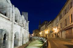 Arles IMG_9862 (Ludo_M) Tags: city longexposure trip travel france night canon pose eos noche town europa europe nightshot nacht roman sigma wideangle paca stadt bluehour provence arles nuit notte ville worldheritage 6d bouchesdurhne romanarena bouchesdurhone grandangle poselongue heurebleue canoneos6d sigma20mmf14dghsmart 20mmf14dghsm|art015