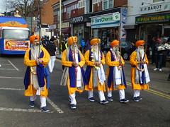 Shri Guru Ravidass Ji Jayanti Parade Leicester 2016 003 (kiranparmar1) Tags: ji indian leicester parade sikhs guru shri 2016 jayanti belgraveroad ravidass