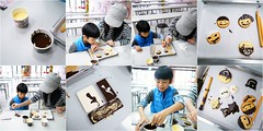 DIY Chocolate Decoration (Shun Daddy) Tags: travel prime sony 28mm snapshot wide taiwan full frame fe    ff kenting 2016  f20   mirrorless a7s