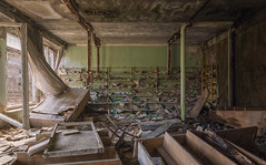 Thirty (mariburg) Tags: abandoned decay ruin forgotten urbanexploration rotten desolate derelict chernobyl 6d marode tschernobyl lostplaces pripyat canonef1635mmf4lisusm canoneos6d