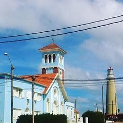 Faro y Parroquia de Punta del Este (Patrimonio del Este Uruguay) Tags: del uruguay punta este turismo patrimonio