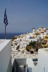 A calm day (Steenjep) Tags: sea house holiday home view santorini greece caldera oia ferie grkenland