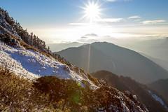 IMG_0399 (JIMI_lin) Tags: sunset snow taiwan  tw       hehuanmountain