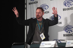Scott Grimes (Gage Skidmore) Tags: california robert matt scott michael los kevin dad baker angeles center jordan brett american bradley convention dee tbs wendy blum richardson weitzman wondercon 2016 schaal grimes cawley maitia