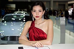 Beautiful, sexy presenter for Aston Martin at the 37th Bangkok International Motorshow at IMPACT Challenger in Muang Thong Thani, Nonthaburi, Thailand (UweBKK ( 77 on )) Tags: auto show woman sexy cars girl beautiful beauty fashion thailand design hall model automobile asia dress martin bangkok sony style automotive exhibition event international thong impact motor southeast 37 alpha dslr thani 77 challenger aston slt motorshow presenter 37th muang nonthaburi