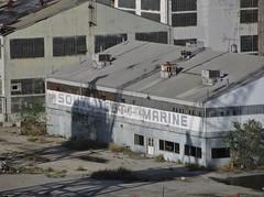 Ruby Princess - Sea of Cortez Cruise (Jasperdo) Tags: california cruise building architecture cruising sanpedro ghostsign losangelesharbor princesscruiseline southwestmarine rubyprincess