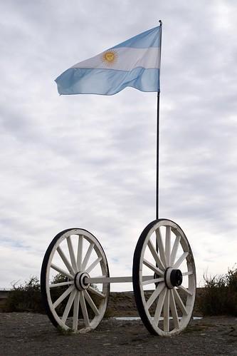 Una bandera - A flag