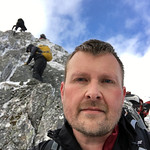 Forcan Ridge selfie thumbnail
