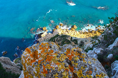 Alturas (lidiagor) Tags: mar mirador acantilados