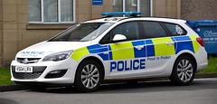 KS64LRV (Cobalt271) Tags: sports proud police northumbria vehicle to 16 astra protect vauxhall response tourer livery cdti ks64lrv