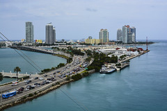 Caribbean Celebrity cruise (ost_jean) Tags: city cruise celebrity nature landscape view miami caribbean