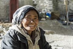 Una nonna felice