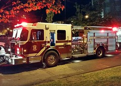 Vancouver, BC Engine 3 (walneylad) Tags: red white canada vancouver spring britishcolumbia broadway firetruck april fireengine feuerwehr bomberos firedepartment kingsway vfd firebrigade eastvancouver pumper pompiers firerescue 2016 bombeiros fireservice emergencyvehicle fireappliance engine3 fireapparatus firescene firevehicle vfrs workingfire pumpladder